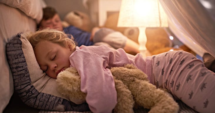 How To Get The Kids To Sleep