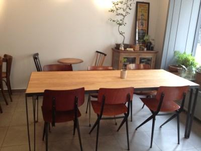 inside coffee shop paris