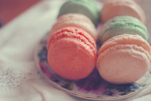 Macarons Paris Pretty Colors