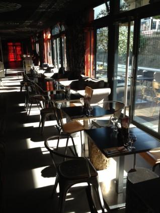 MAMA shelter paris restaurant
