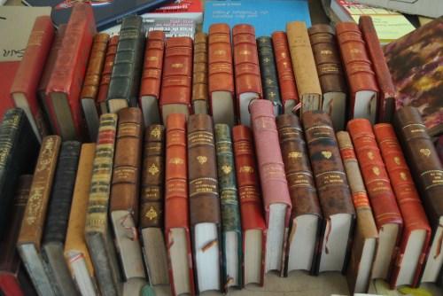 old books paris porte de vanves