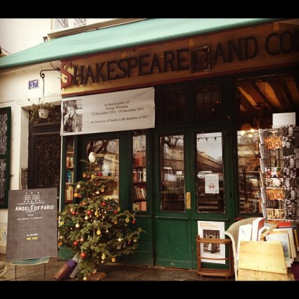 photo shakespeare co paris