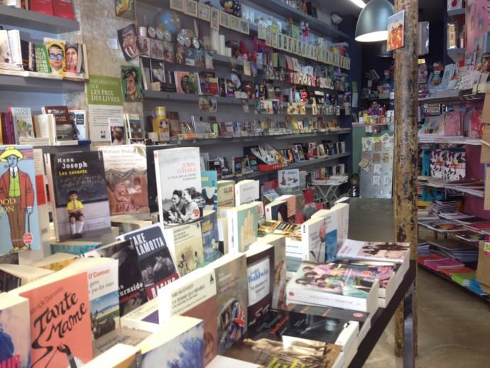 I love my blender paris bookshop