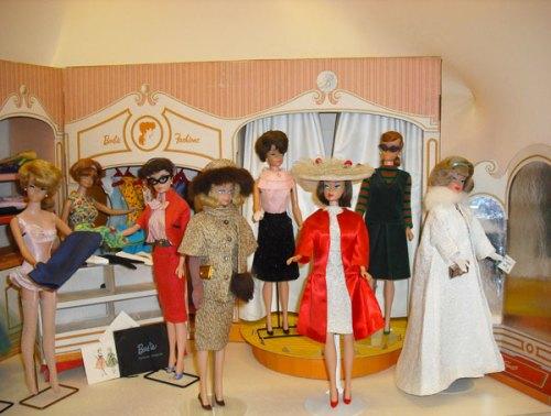 Barbie Paris museum 2014
