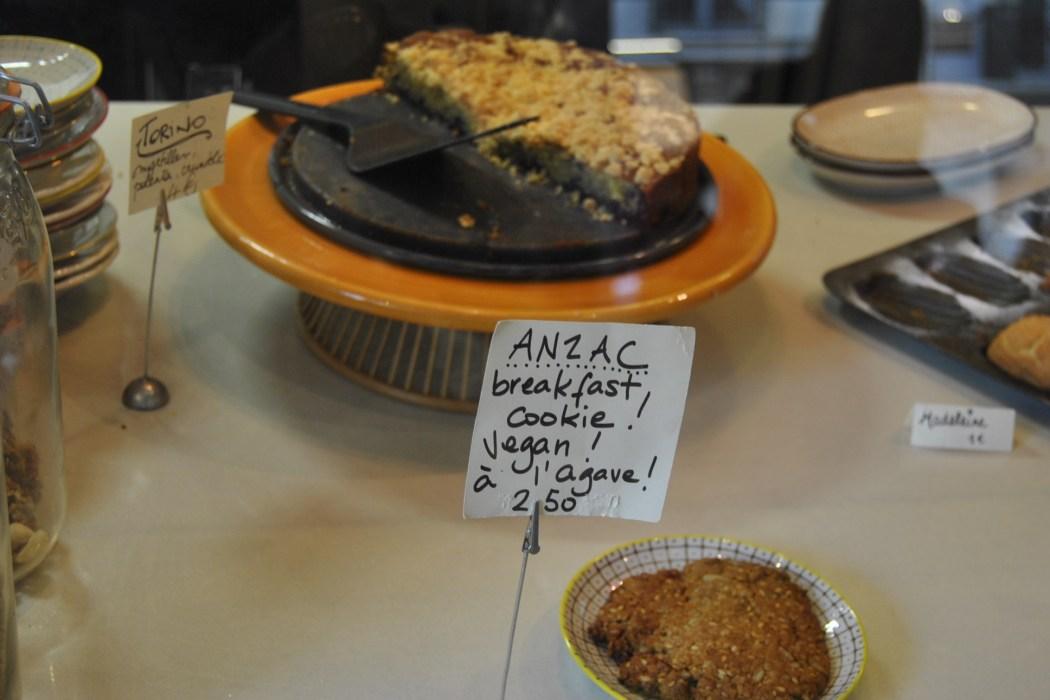 breakfast vegan cookie agave paris soul kitchen
