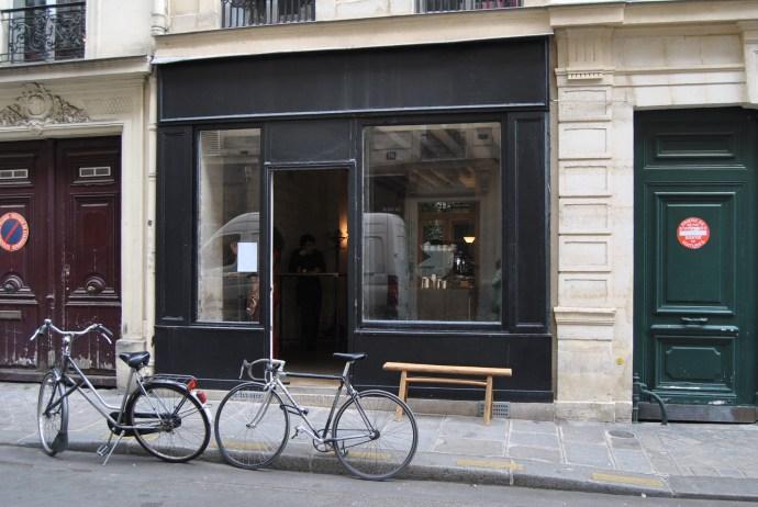 yosef paris fragments coffee shop ex black market