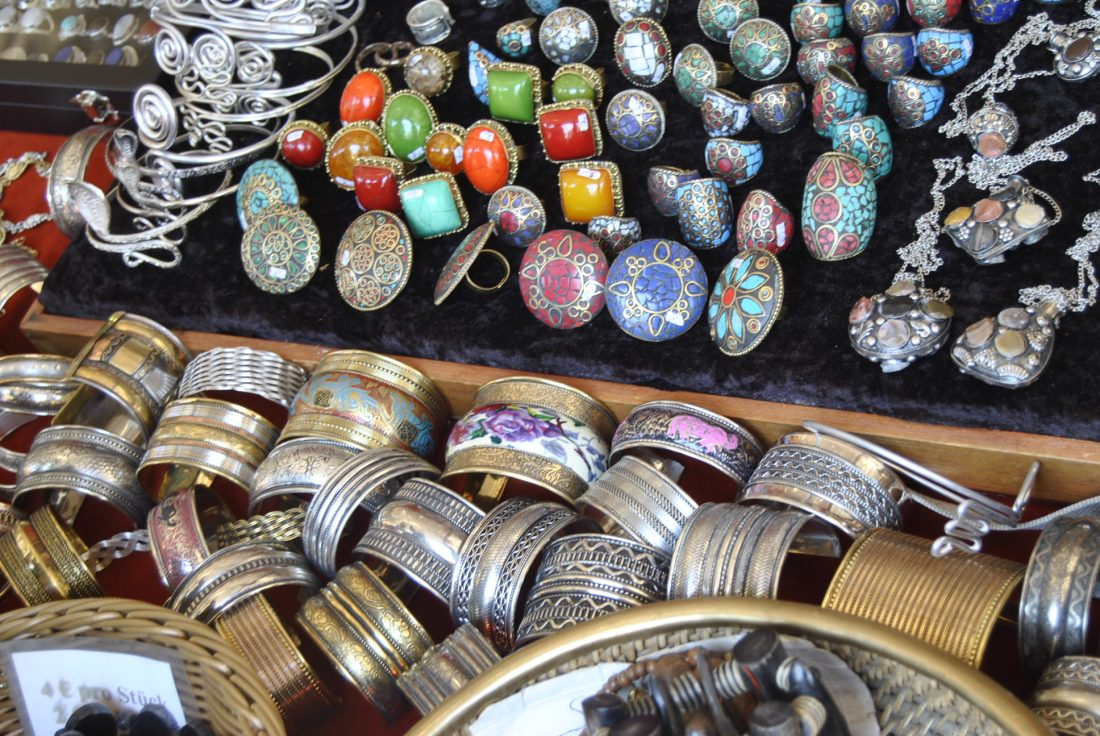 vintage jewelry berlin turkish market