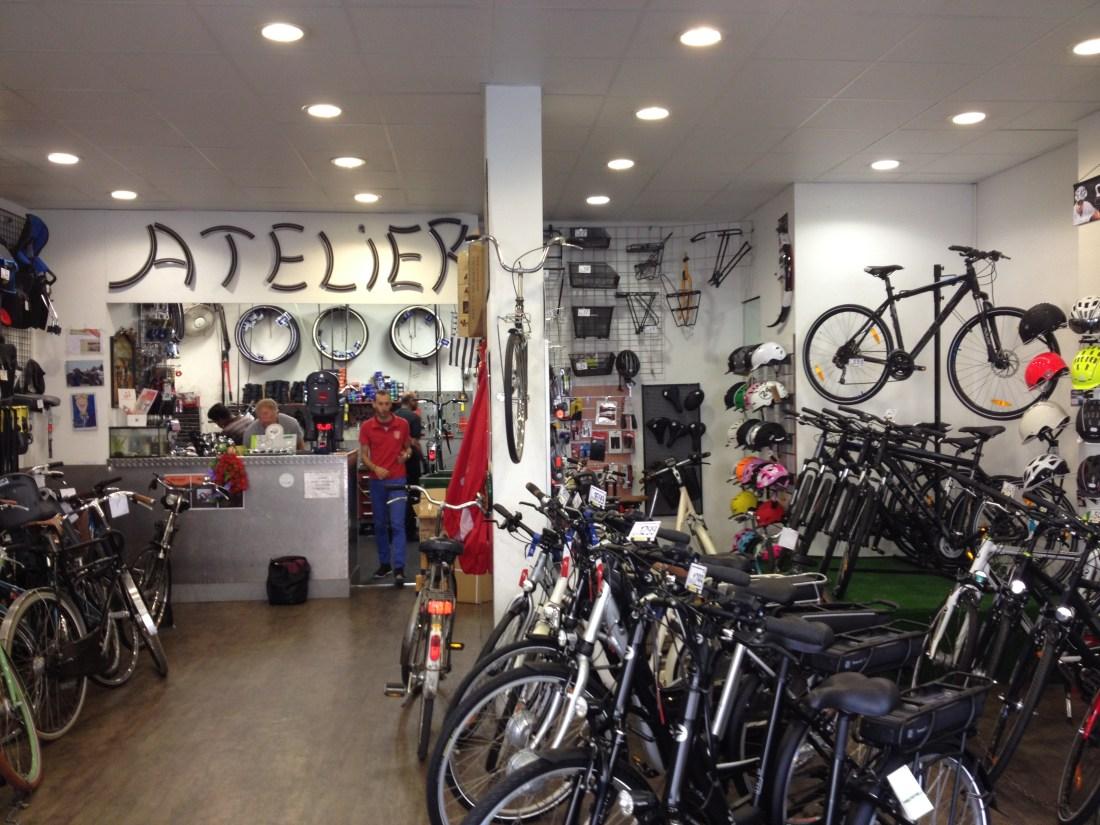 best bicycle shop paris
