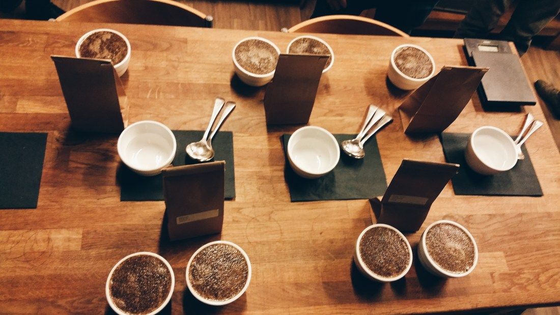kalsada coffee cupping paris cafe limi