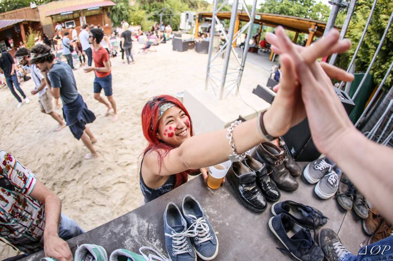 summer festival guide paris