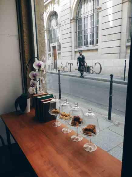 Artéfact paris street view
