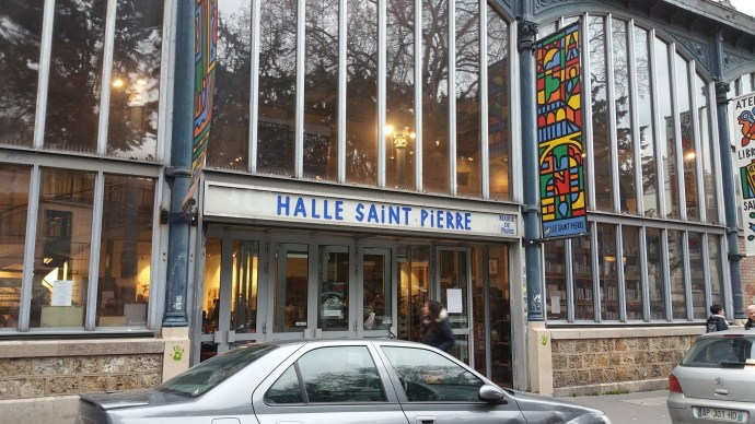halles saint pierre paris gallery coffee shop sacre coeur