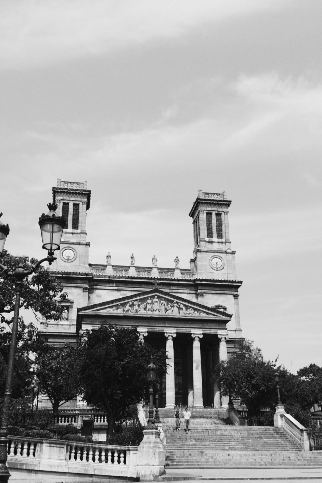 paris 2015 black and white