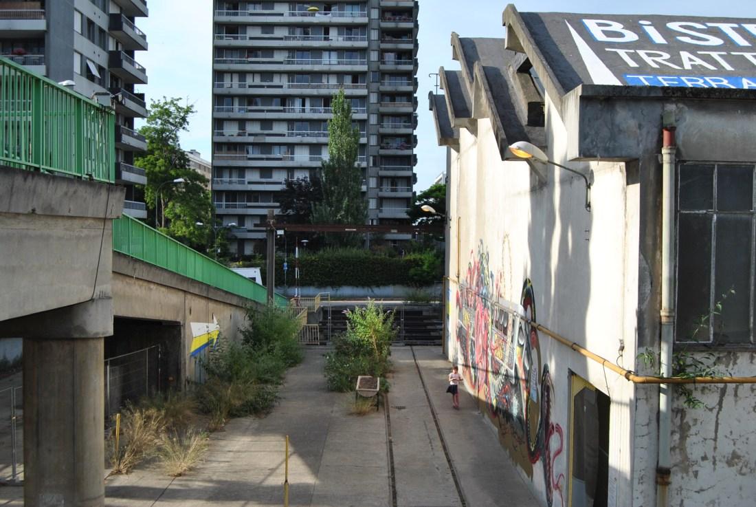 ground control bulding street art paris