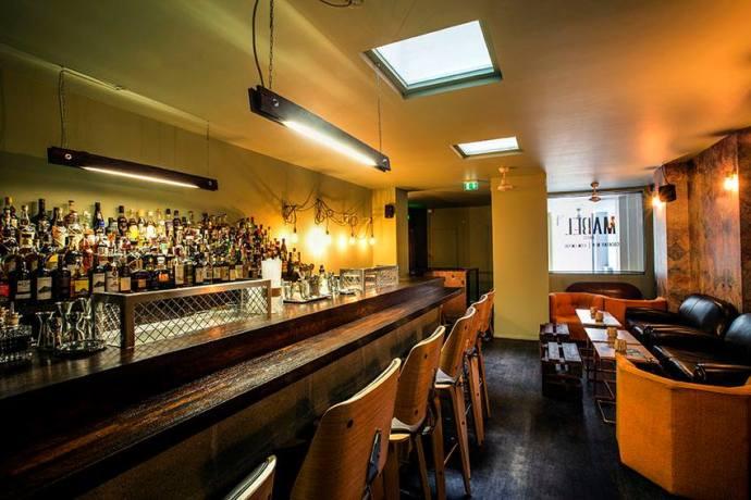 mabel cocktail rum sentier les halles montorgeuil