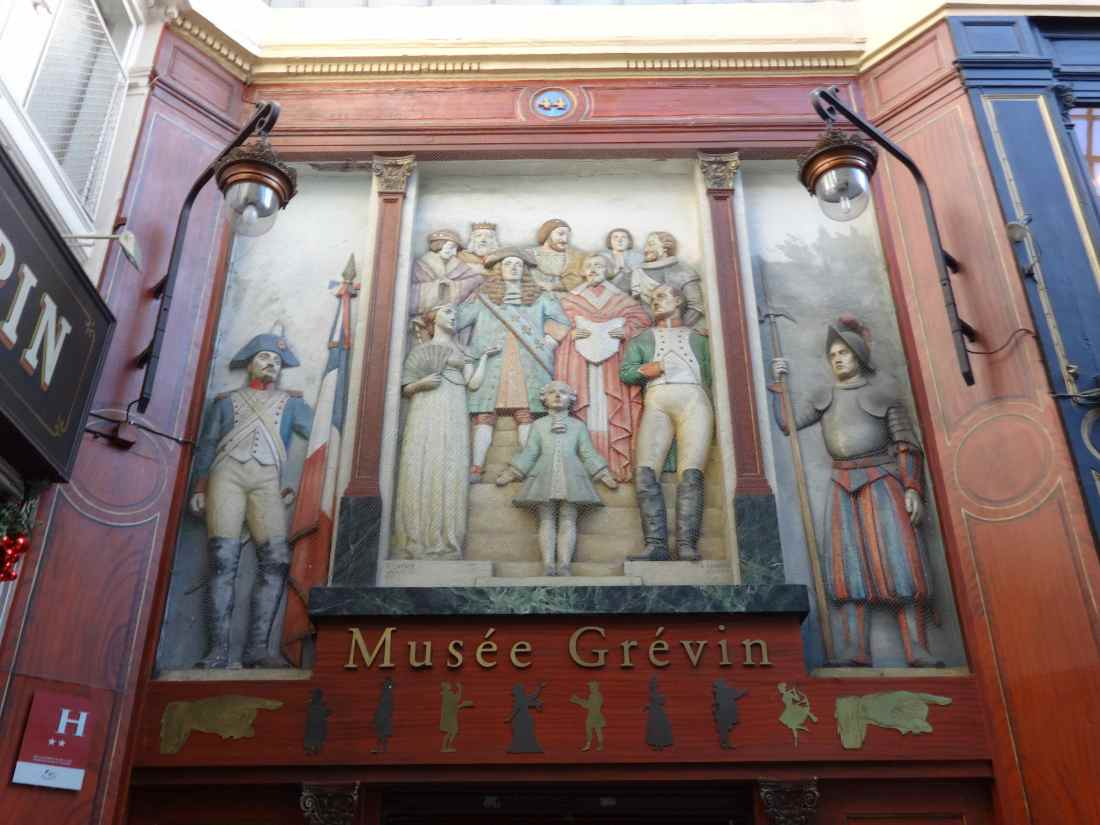 The Musee Grevin