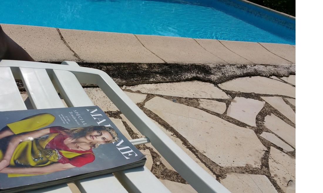 pool in fayence