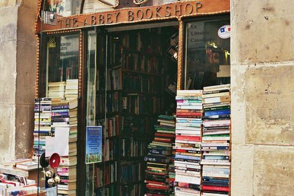 the abbey bookshop paris