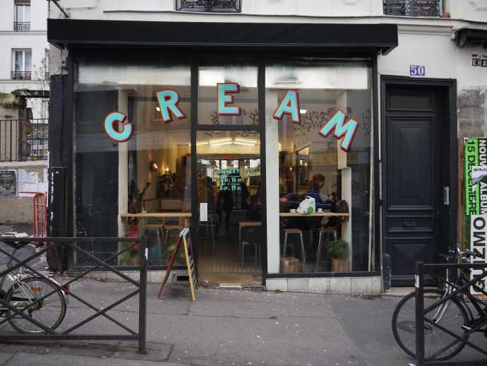 CREAM Storefront @lavielocale1