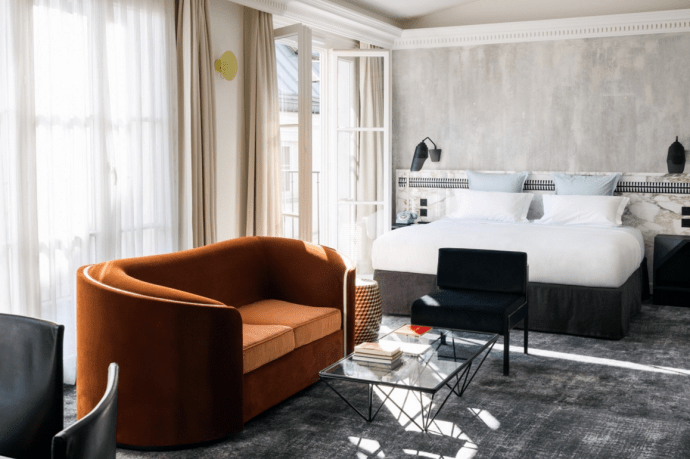 les bains paris hotel photos myparisianlife review