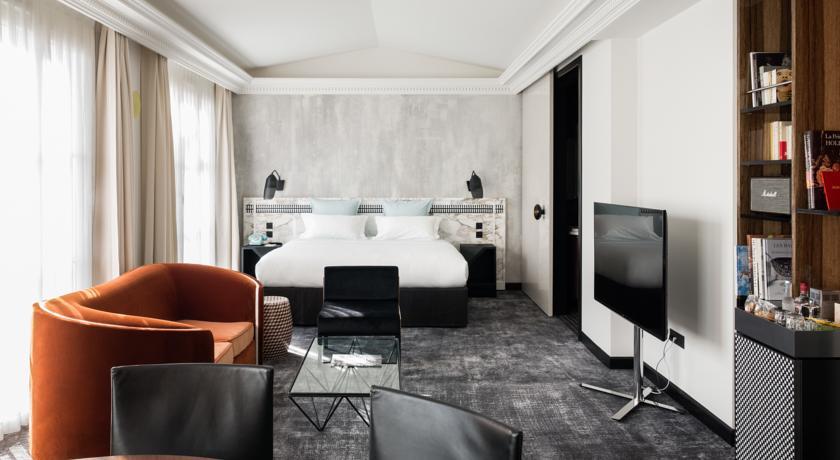 les bains paris hotel review