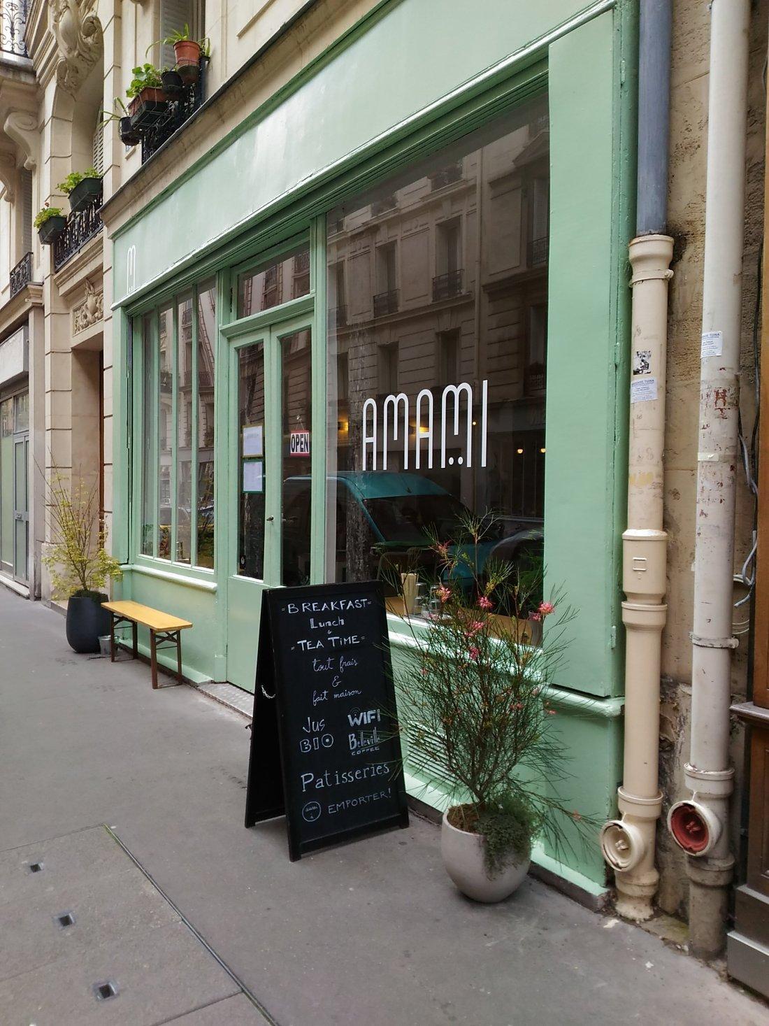 amami coffeeshop paris