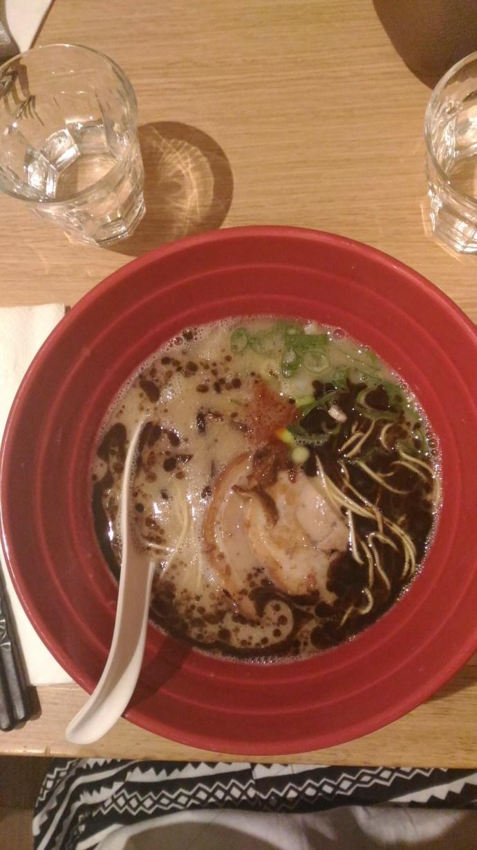 ippudo Japanese food paris