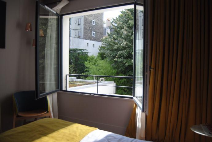 view from room hotel belle juliette