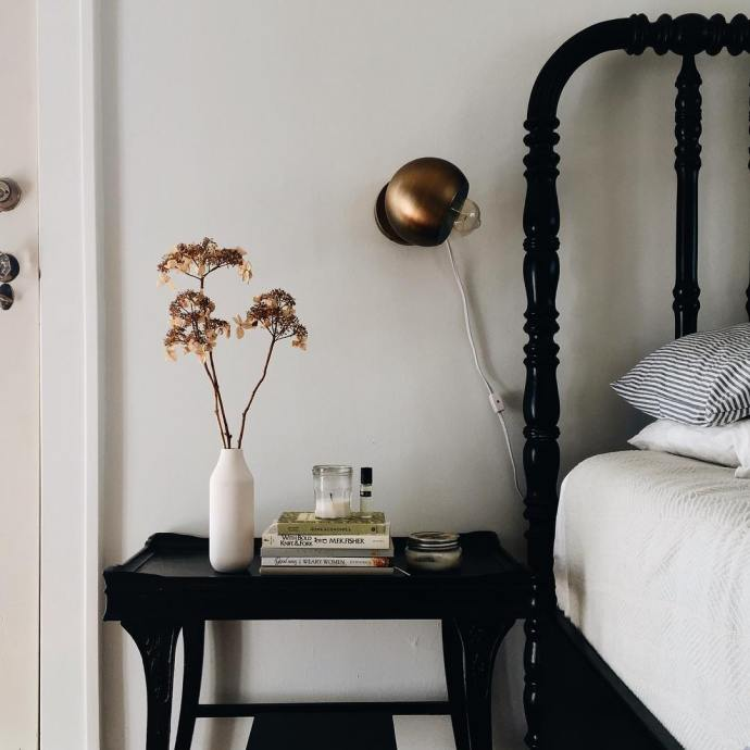 bedside photo
