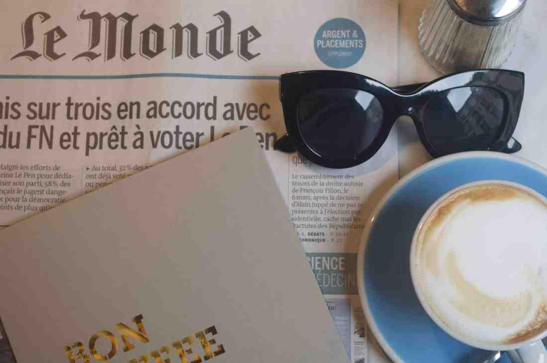 le-monde-newspaper-france-coffee-sunglasses-yanique-paris
