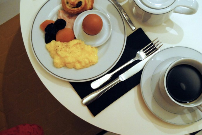 best hotel breakfast paris