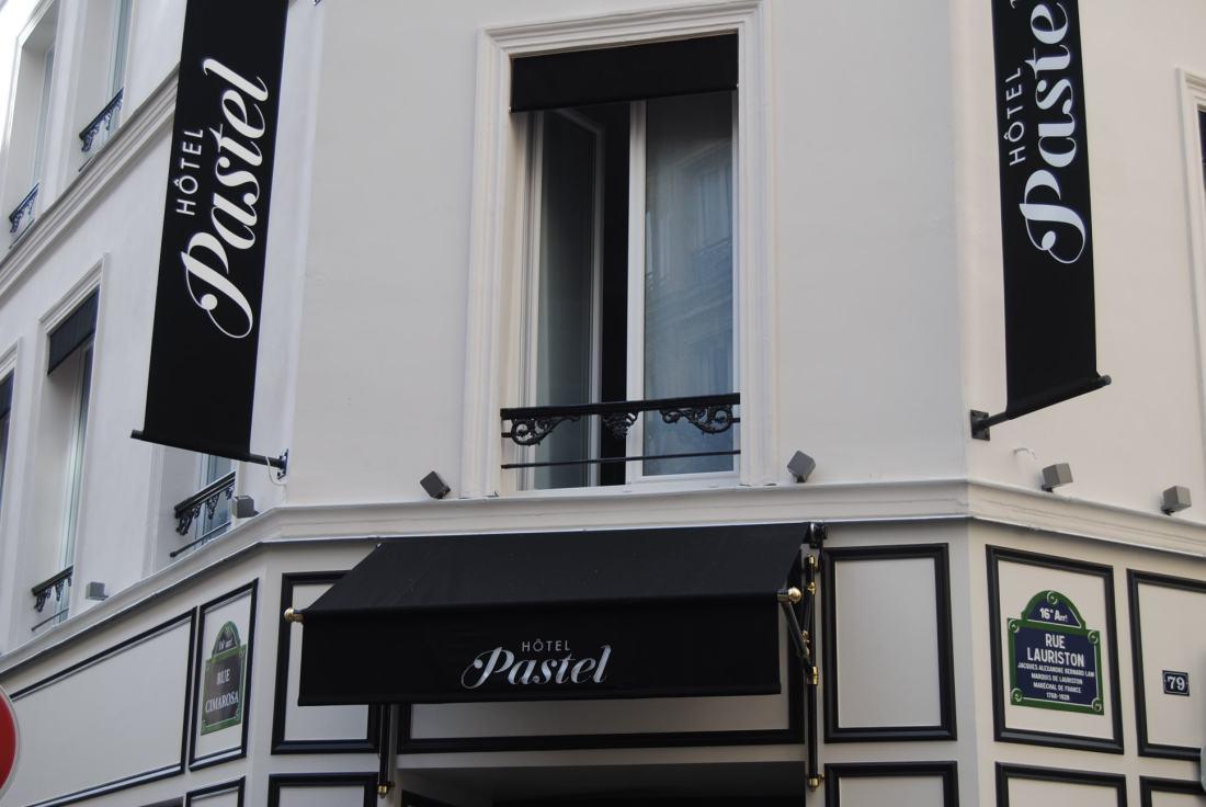 review hotel pastel paris