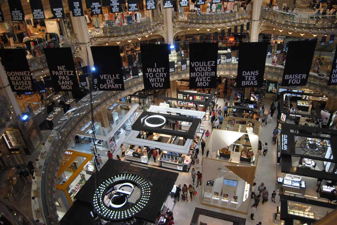 where to buy beauty products paris