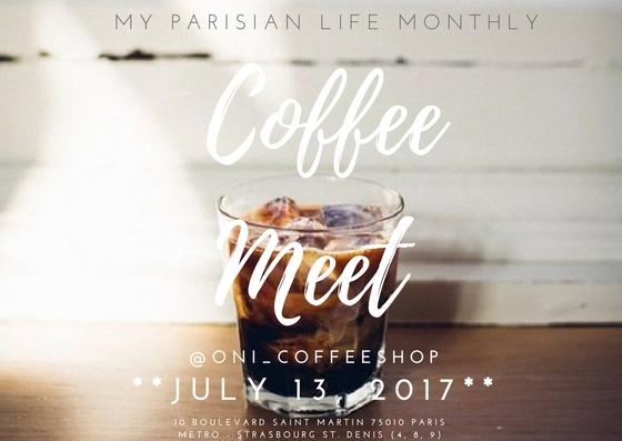coffee-meet-paris-july 2017