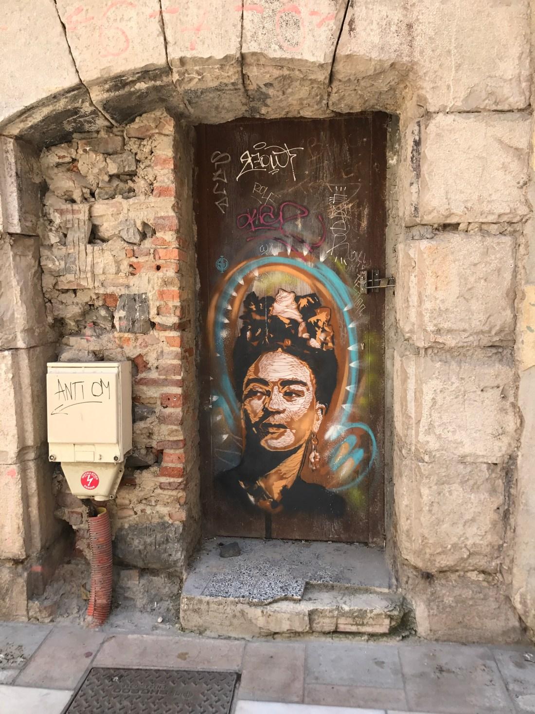 street art toulon