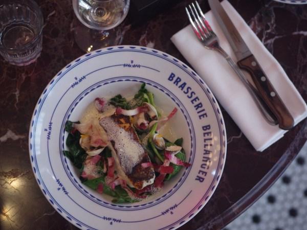 brasseries bellanger lunch cod fish