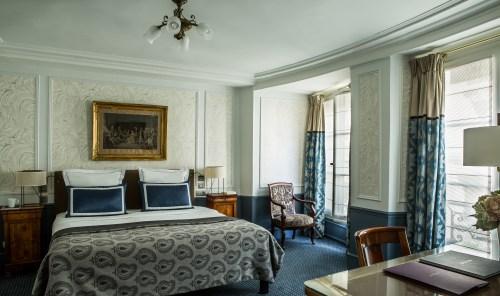 Chambre hotel Mansart