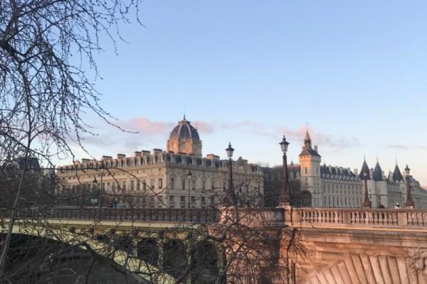 paris january 2020