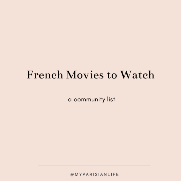 best french movies list