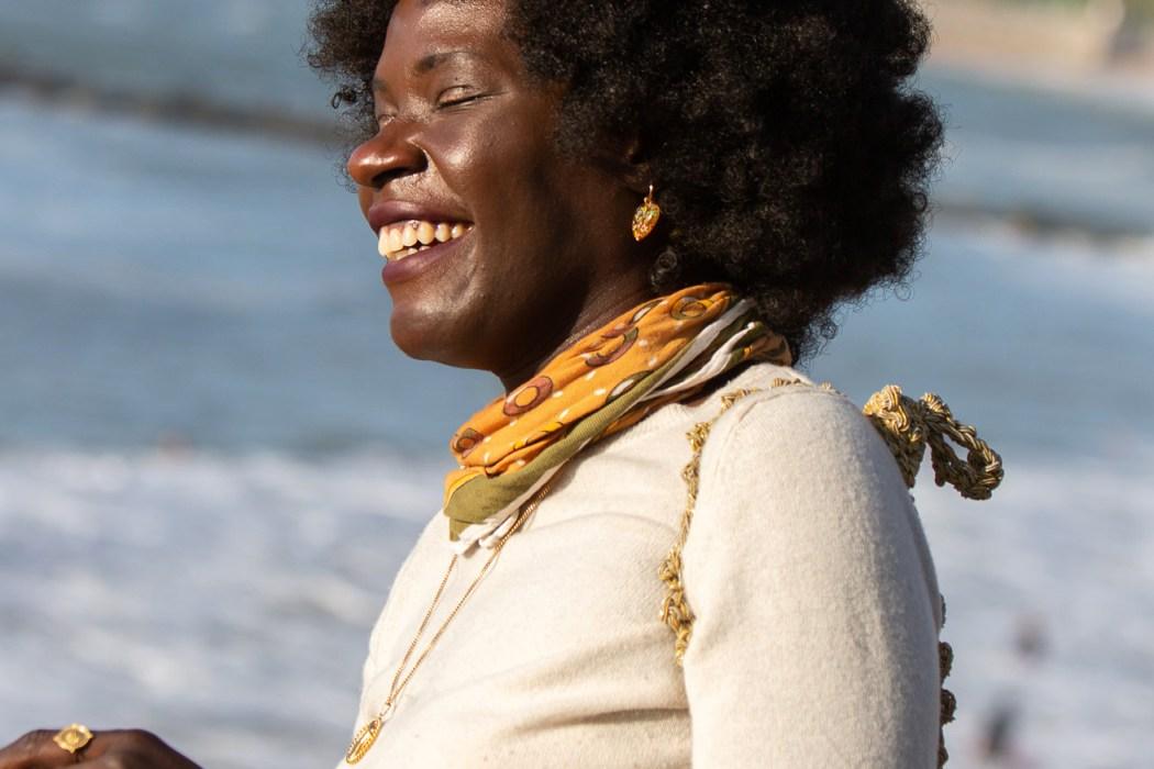 black blogger in paris