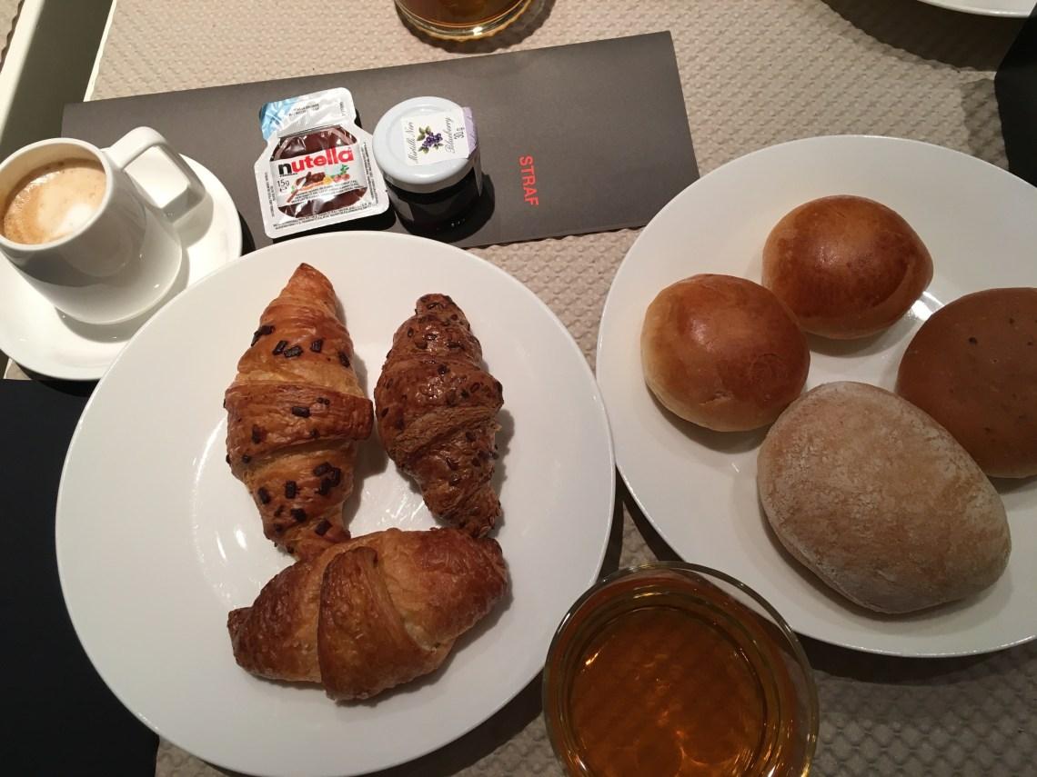 petit-déjeuner hotel straf milan 3