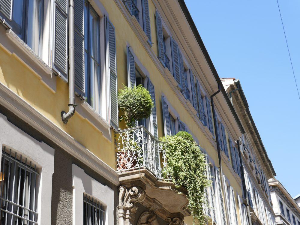 Milano street view 1