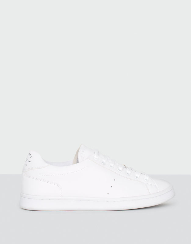 Basket blanches pull and bear