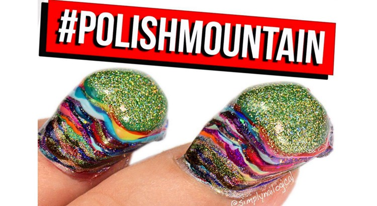 Tendance absurde : le polish moutain