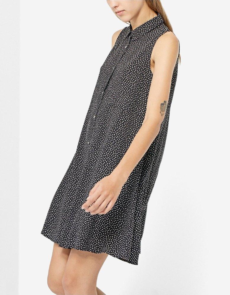 look-misaison-robe-chemise-stradivarius