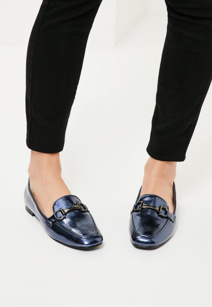 look-misaison-mocassins-boucle-bleu-missguided