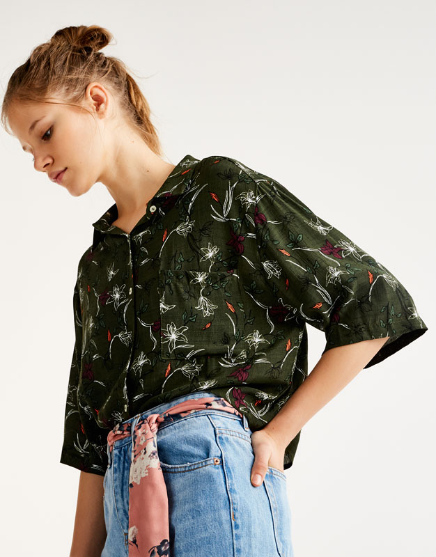 look-ado-selection-shopping-chemise-motifs-pull-and-bear