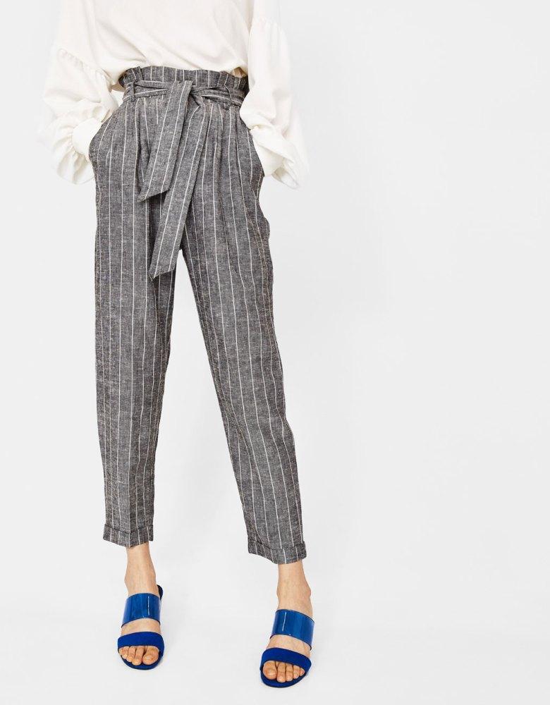 look-shopping-pantalon-paperbag-lin-bershka