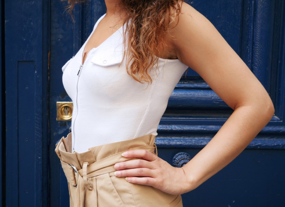 look-ootd-paperbag-pantalon-body-veste-cuir-vegetal-mistress-rocks-blogueuse-7