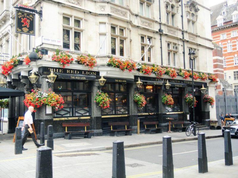 Londres-restaurant-devanture